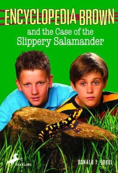 Precision Series Encyclopedia and the Case of the Slippery Salamander
