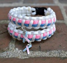 Finders Keepers Creations - Pregnancy and Infant Loss Awareness Bracelet, $12.99 (http://www.finderskeeperscreations.com/pregnancy-and-infant-loss-awareness-bracelet/)