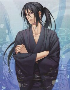 Check out these Best Anime Cosplay costume at this Expo. Hot Anime Boy, Anime Sexy, Anime Love, Manhwa, Samurai, Anime Cosplay, Manga Art, Anime Art, Anime Guy Long Hair
