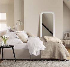 Neutral Calming Bedroom