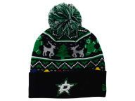 Buy Dallas Stars NHL Ugly Sweater Knit Knit Hats and other Dallas Stars New Era products at NewEraCap.com