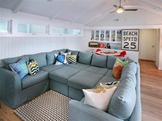 living room sectionals | Living Room Couches Furniture from Gold Pitt - Modern Comfy Sectional ...