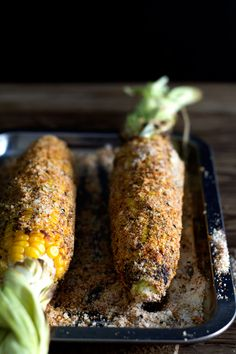 until the fish is opaque throughout serve with black beans corn and ...