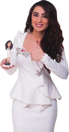 Meet Simar, the lovely founder of Mini Me City #caketopper #minimecity #custom