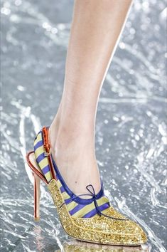 Fashion Week Autunno/inverno 2016-17: le scarpe più belle - VanityFair.it