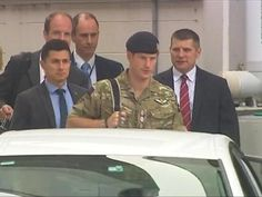 princeharrydailyworld:  Prince Harry arrived in Sydney for a month-long attachment with the Australian Defence Force, April 6, 2015