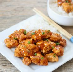 Sweet and Sour Chicken | Kirbie's Cravings | A San Diego food blog