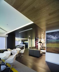 DLA Piper's office by Woods Bagot, Perth   Australia office design