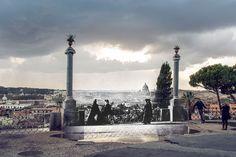Rome Yesterday Today: Andrea Dorliguzzo