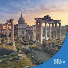 Live every detail of the place in which you find yourself is the best way to catch the story of these cities.  #DiscoveryPlanet #Italy #Roma #BeAsYouAre #HotelPulitzer