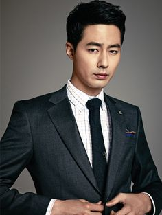 Jo In Sung (along with Han Chae Ah) is boasting PARKLAND's versatile collection for this year's fall and winter seasons. The collection caters to all types of guys (and gals) who have d… Actors Male, Asian Actors, Korean Actors, Actors & Actresses, Korean Male Models, Korean Celebrities, A Frozen Flower, Korea University, Jo In Sung