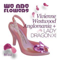 A charmosa Lady Dragon XI assinada por Vivienne Westwood  #WeAreFlowers