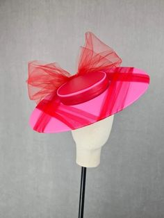 MBM2277 – Millinery By Mel News Design, All Design, Fascinators, Hats, Creative, How To Wear, Hat, Hipster Hat