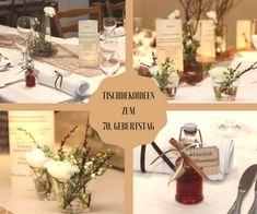 Pin Von Ingrid Str Auf Tischdeko Mom Birthday Birthday Und Table