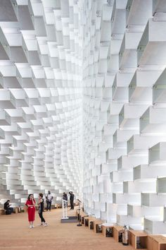 Gallery: The Serpentine Pavilion and Summer Houses Photographed by Laurian Ghinitoiu | ArchDaily
