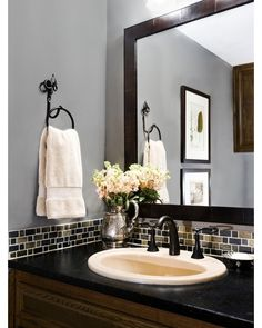 I want to do this in my master bath!