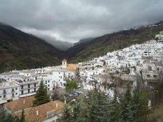 Pampaneira, La Alpujarra (Granada)