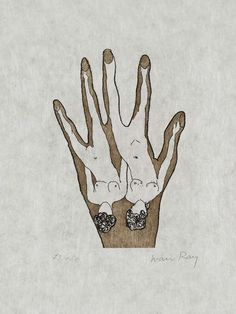 Love  |  Man Ray