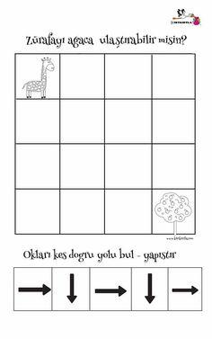 Mazes For Kids Printable, Printable Preschool Worksheets, Kindergarten Math Worksheets, Preschool Writing, Preschool Learning Activities, Plant Life Cycle Worksheet, Computer Coding For Kids, Visual Perception Activities, Basic Sight Words