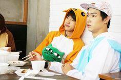 Jr. & JB [Real GOT7 Season 2 Video] episode 9. GOT7's Manitto Awards