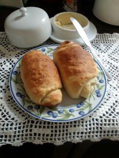 Pão caseiro, receita da titia