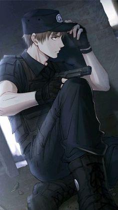Eren Jägger en policier