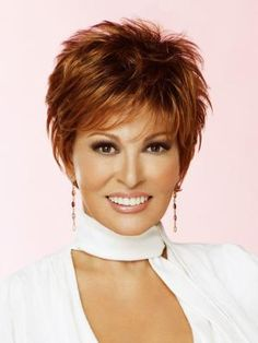 great classic short cut for your mom :)