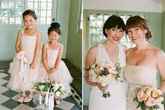 peach and mint wedding - Google Search
