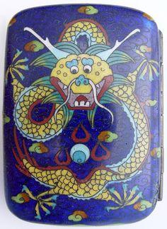 1dc0c65ecf4a Another cigarette case C. 1920 Cigar Cases