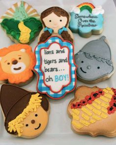 Wizard of Oz Baby Shower Party Ideas | Photo 18 of 36 | Catch My Party