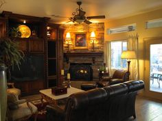 kgrahi - traditional - family room - other metros