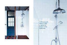 Bathroom Shower in Hoxton Square Simple Floor Plans, Bathroom Basin, Walk In Closet, Kitchen Pantry, Shower, How To Plan, Interior Design, Home Decor, Bathrooms