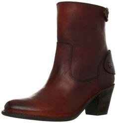 FRYE Women's Jackie Zip Short Boot ** Review more details here : Women's boots