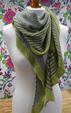 The Woolly Brew: Color Affection is done! In Debbie Bliss Rialto Lace