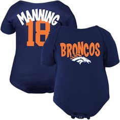 For the little, little ones! I already have my Manning shirt, glad to see one for the little ones!