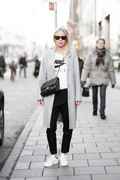 Traveling? 25 Outfits to Wear on an Airplane | StyleCaster