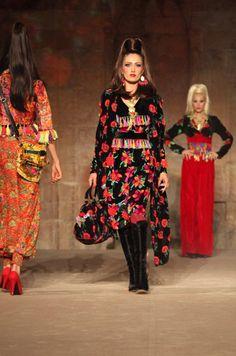 CEMİL İPEKCİ : TALE OF THE EAST - the four seasons Tribal Fashion, Boho Fashion, Fashion Dresses, Kimono Top, Bohemian, Seasons, Tops, Women, History