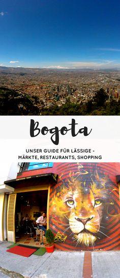 Keine Lust in Bogota die typischen Spots abzuklappern? In unserem Reisebericht zeigen wir dir die Hauptstadt Kolumbiens von ihrer lässigen Seite! Unser Reise Guide verrät dir unsere besten Restaurant Empfehlungen, coolsten individuellen Läden fürs Shopping sowie die besten Design- und Flohmärkte. Bereit für Bogota of the beaten path? #bogota #kolumbien #reisen #urlaub #südamerika