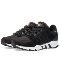 Adidas EQT Running Support (Core Black & White)