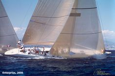 12 Metre Class | Enterprise 2006