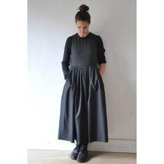 """Dans le calendrier de l'Avent le 17 décembre: la robe """"femme"""" sans manches en lainage écossais à -50%"""