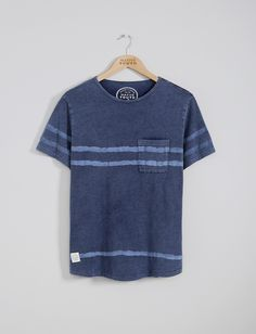 Mens T-Shirts | Acid Wash Wave Print Tee | Native Youth wonderful, i'm keen on the pictire.