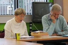 Our learners learning to speak German. To join this course in the future, or any of our other courses, go to www.uk or call 01296 382 403 Sign Language, Languages, German, Join, Teaching, Future, Deutsch, German Language, Future Tense