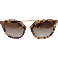 b29cb510baf Buy second-hand PRADA glasses for Women on Vestiaire Collective.