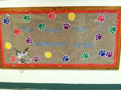 ART ON MY HANDS: Back to School Bulletin Boards
