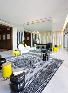 Интерьеры от Филиппа Старка | Pro Design|Дизайн интерьеров, красивые дома и квартиры, фотографии интерьеров, дизайнеры, архитекторы