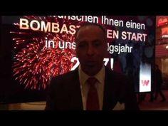 Powergruss vom weeXmas Day in München!
