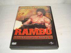 Pelicula EN DVD- RAMBO-acorralado 2ª parte