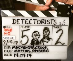 detectorists filming - Twitter Search