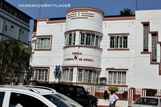 homemade@myplace: Architectural walking tour : Art Deco in Maputo